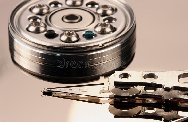 Download Disco rigido immagine stock. Immagine di megabyte, braccio - 206297