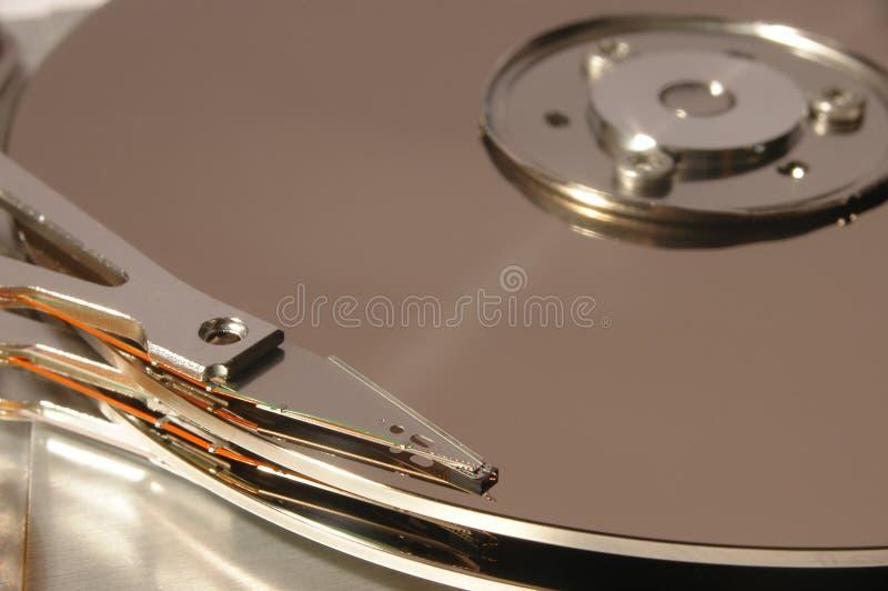 Disco rigido immagine stock