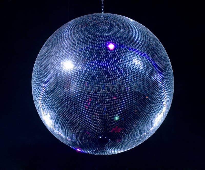 Disco sphere stock photography