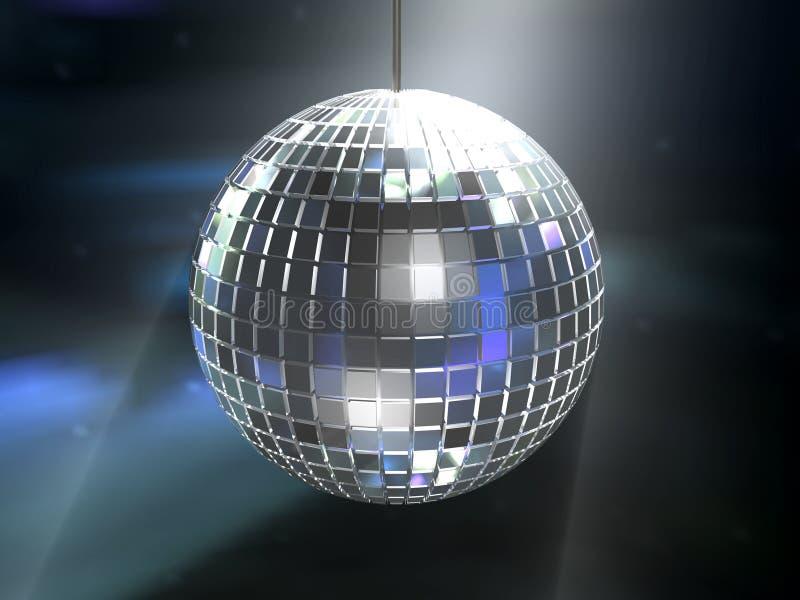 discoball διανυσματική απεικόνιση