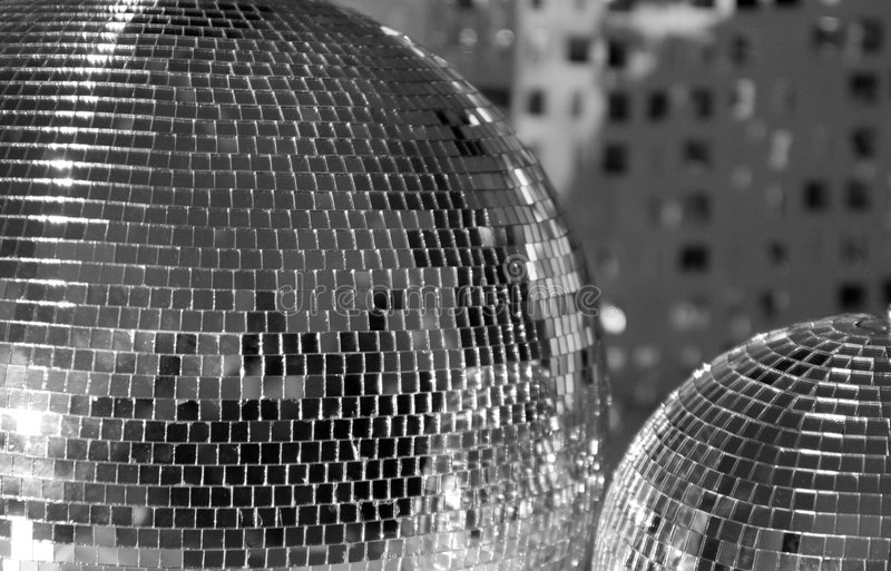 discoballs二 图库摄影