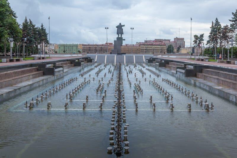 Disconnected фонтан стоковая фотография rf
