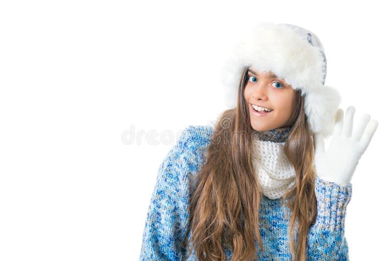 Discontos do inverno Lugar para o texto fotos de stock royalty free