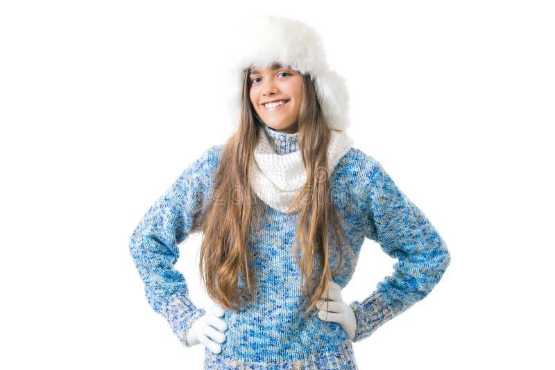 Discontos do inverno Lugar para o texto fotografia de stock