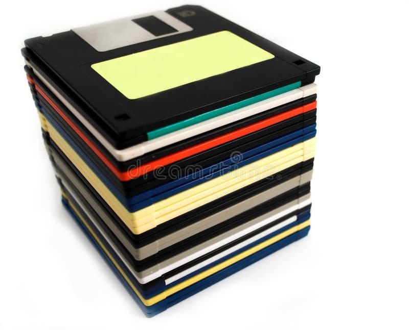 Discos blandos imagen de archivo libre de regalías