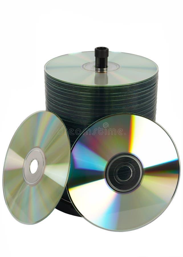 Discos digitais brilhantes