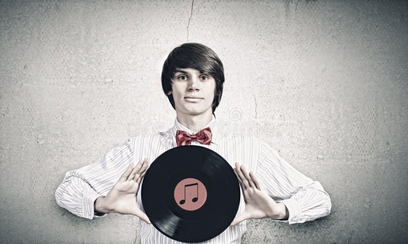 Discoteca DJ fotografia stock