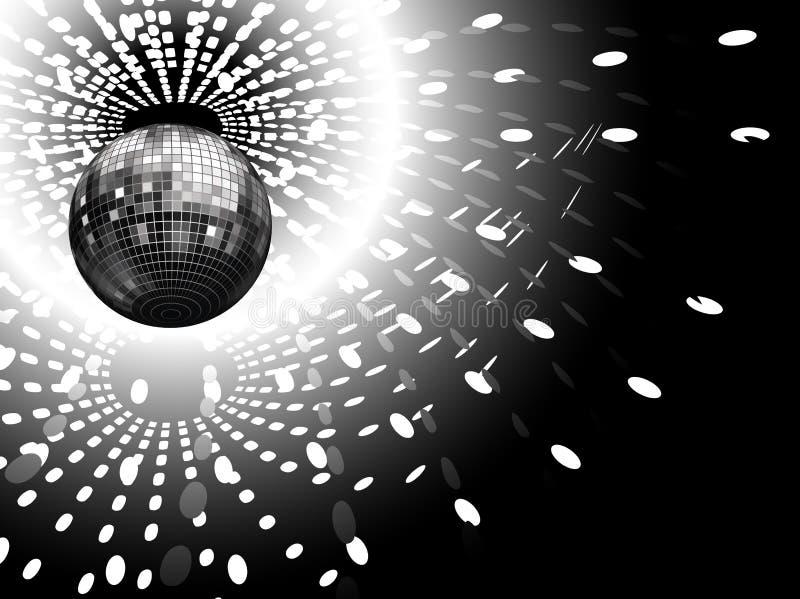 discotheque royalty ilustracja