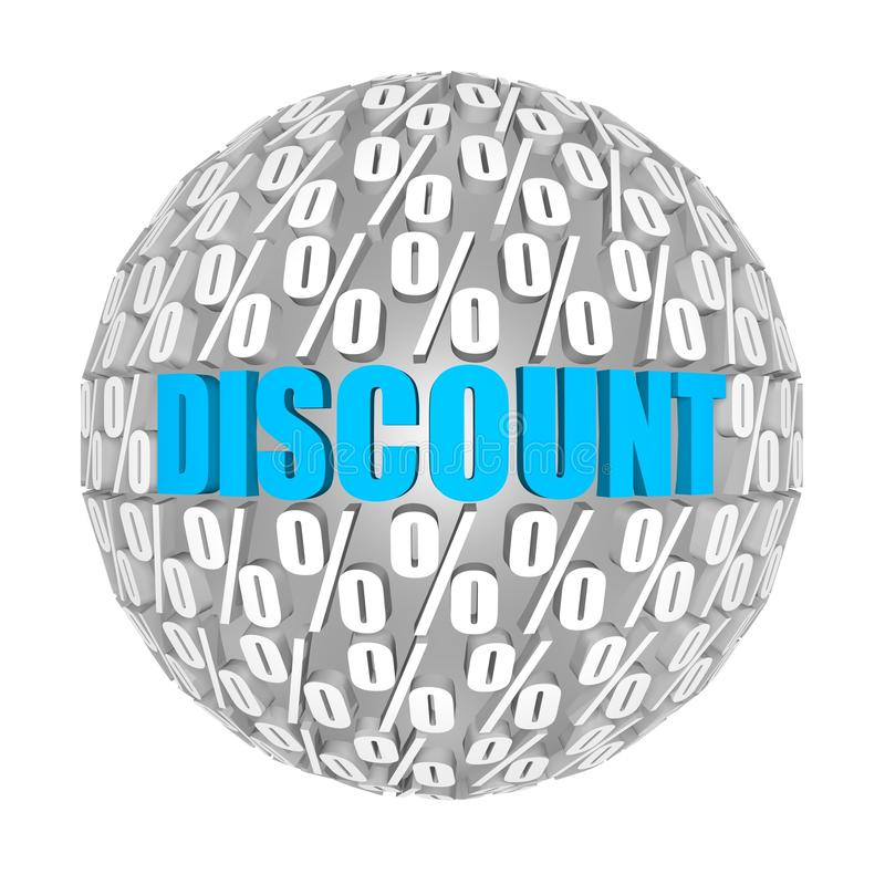 Download Discount stock illustration. Image of ball, cost, benefit - 23847708