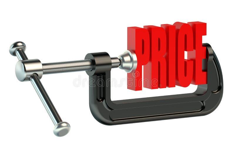 Discount concept stock illustration