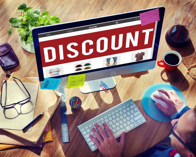 Discount Price Promotion Special Marketing Cheap Concept stock photography