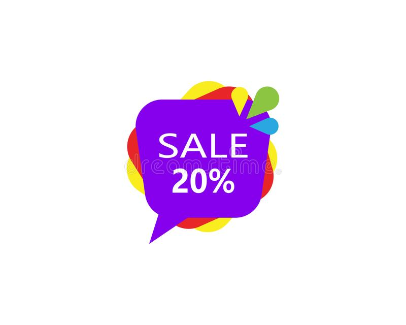 Discount price sale bubble banners.price tags label. Special offer flat promotion sign. Bannersprice stock photos