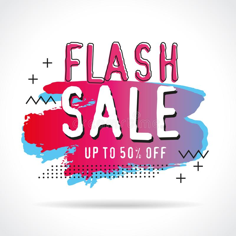 Discount sale banners template vector illustration