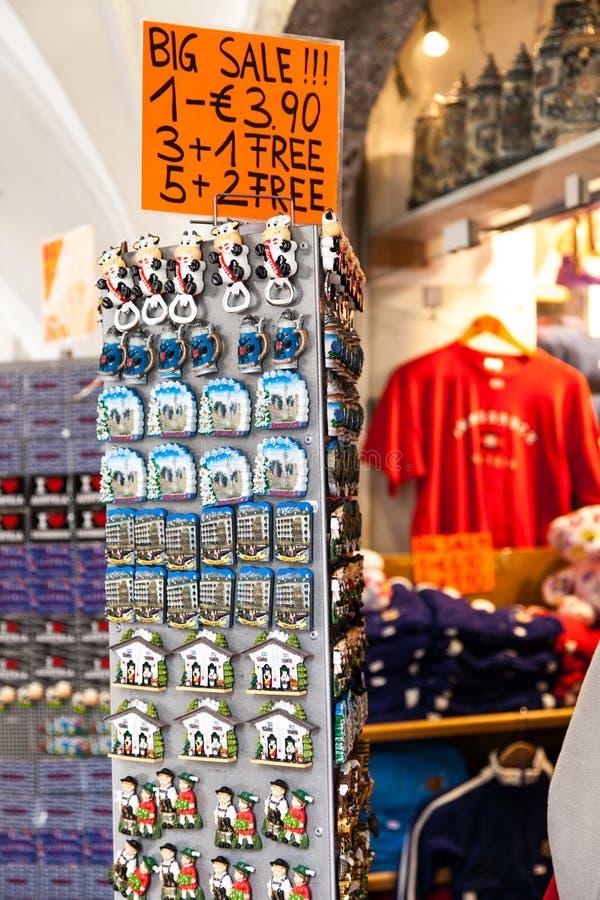 Discount Souvenir Fridge Magnets At Innsbruck Austria