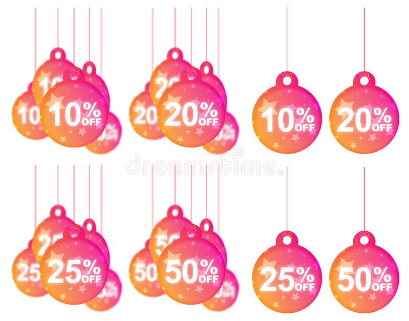 Discount Tags Stock Images