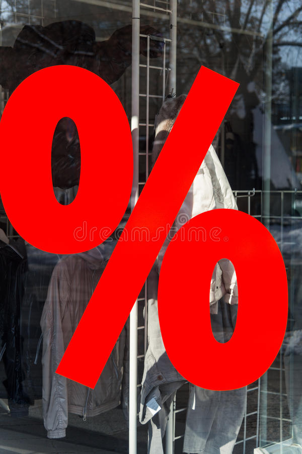 Discounts as a percentage
