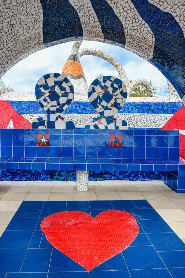 Discover Fusterlandia in Havana Cuba royalty free stock photography