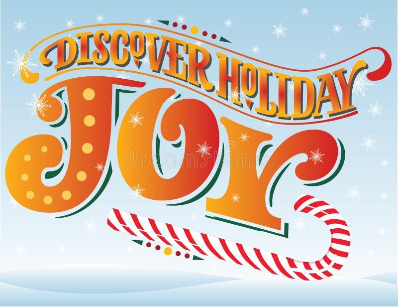 Discover Holiday Joy Royalty Free Stock Photos