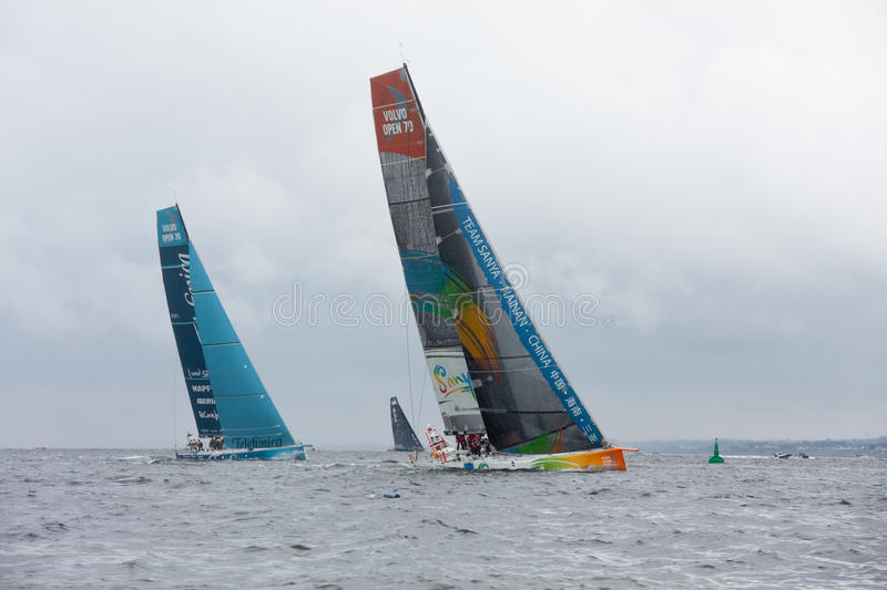 Download Discover Ireland In-Port Race Editorial Photography - Image: 25823347