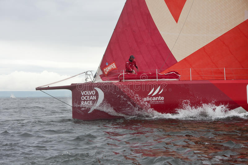 Download Discover Ireland In-Port Race Editorial Photo - Image: 25823441