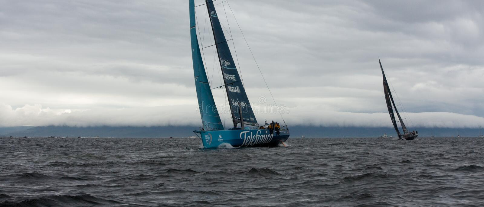 Download Discover Ireland In-Port Race Editorial Photography - Image: 25823512