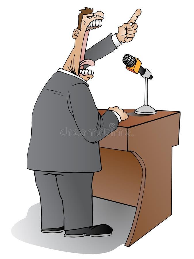 Discurso libre illustration