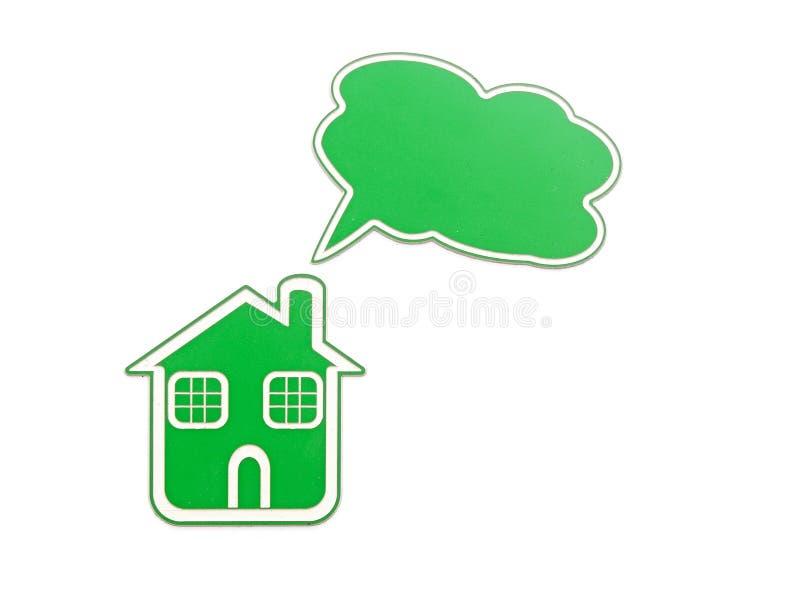 Download Casa dada forma imagem de stock. Imagem de casa, isolado - 29836037