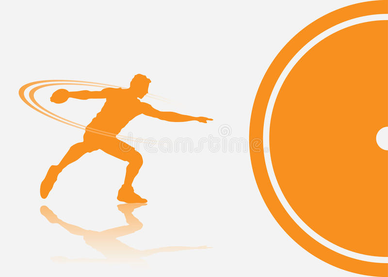 Download Discus Thrower Background Stock Photos - Image: 26871963