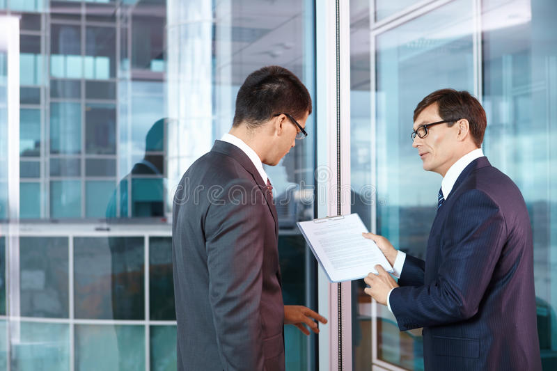 Discussion stock photos