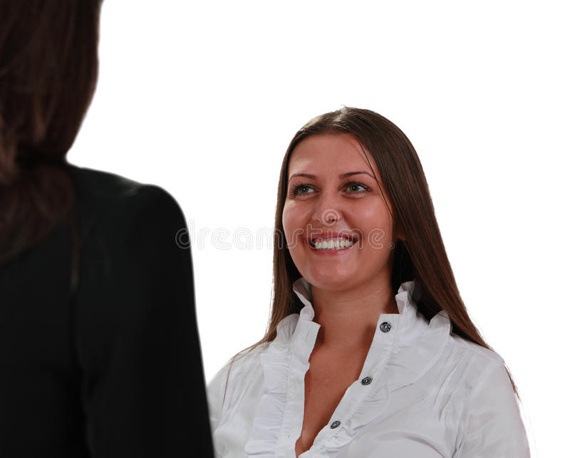 Discussion photo stock