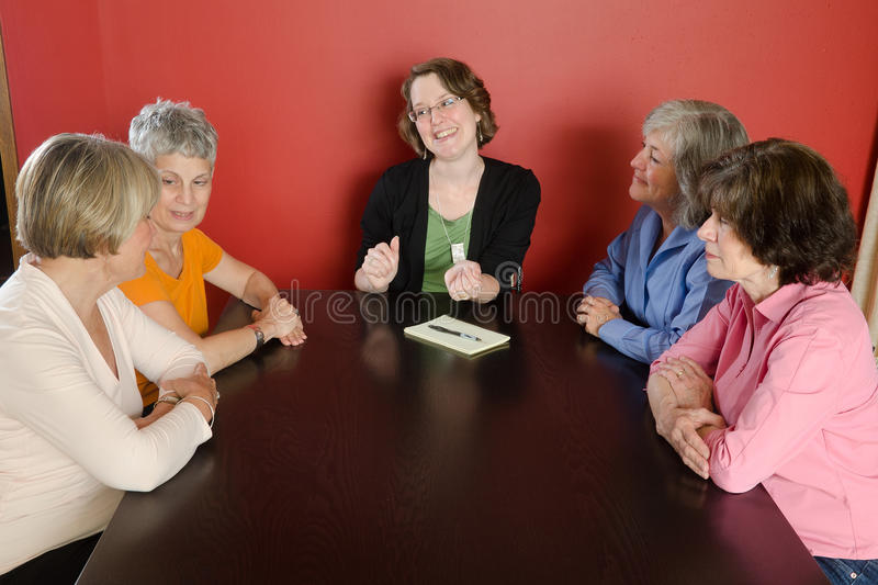 Download Discussion table stock image. Image of help, instructor - 20608389