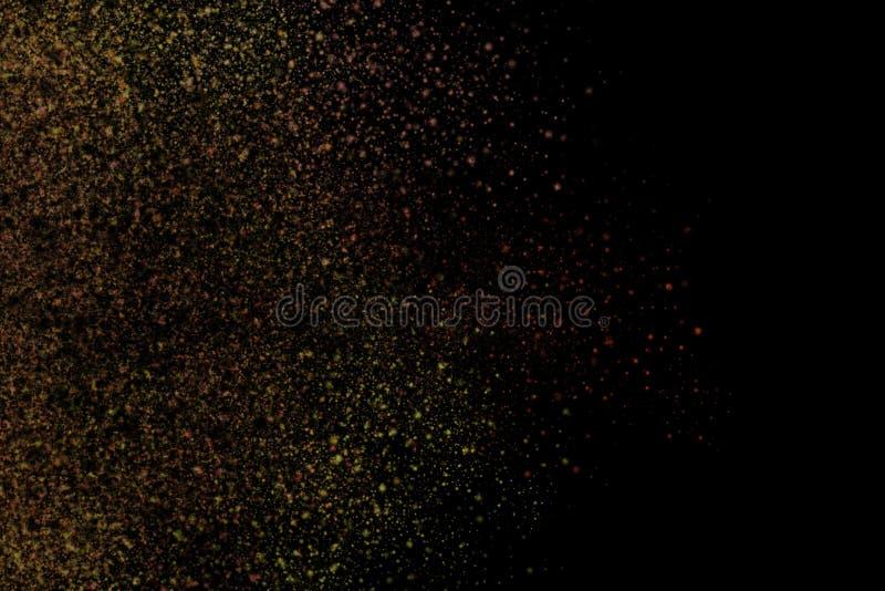 Diseño abstracto del polvo para el uso como fondo foto de archivo libre de regalías