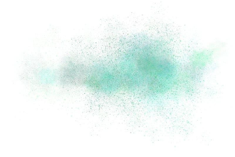 Diseño abstracto del polvo para el uso como fondo fotos de archivo libres de regalías