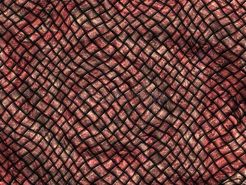 Diseño abstracto moderno del fondo, en las sombras de negro, rojas, frente fotos de archivo libres de regalías