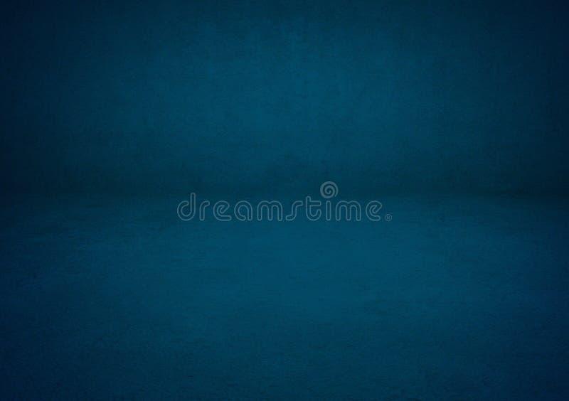 Diseño azul del papel pintado del fondo de la pendiente imagenes de archivo