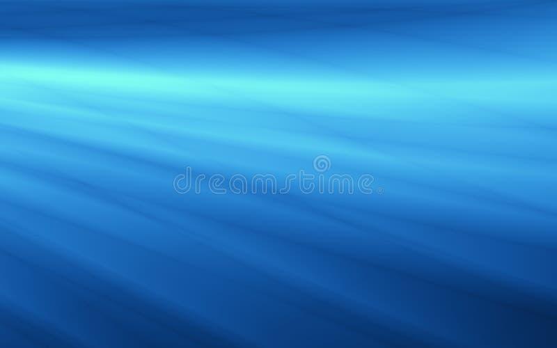 Diseño brillante azul del extracto del papel pintado del verano ilustración del vector