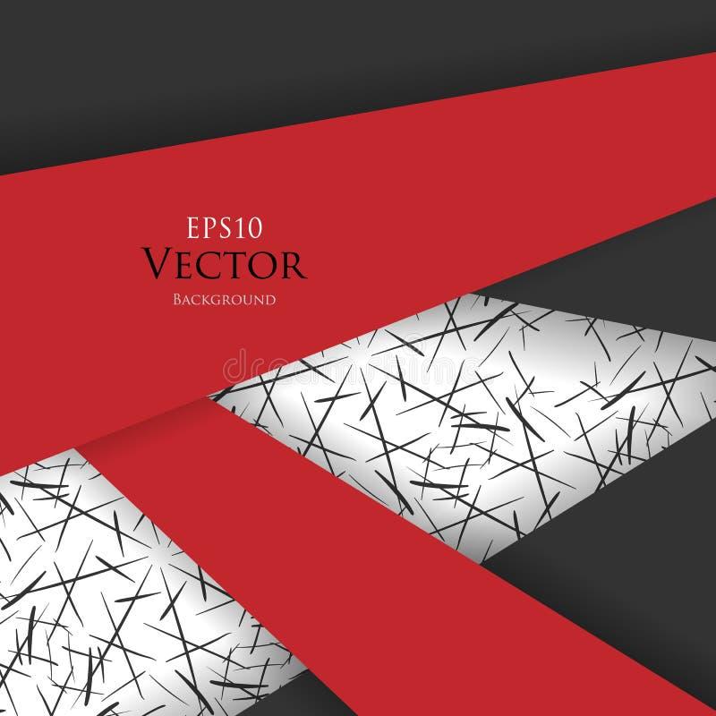 Diseño brillante del vector stock de ilustración
