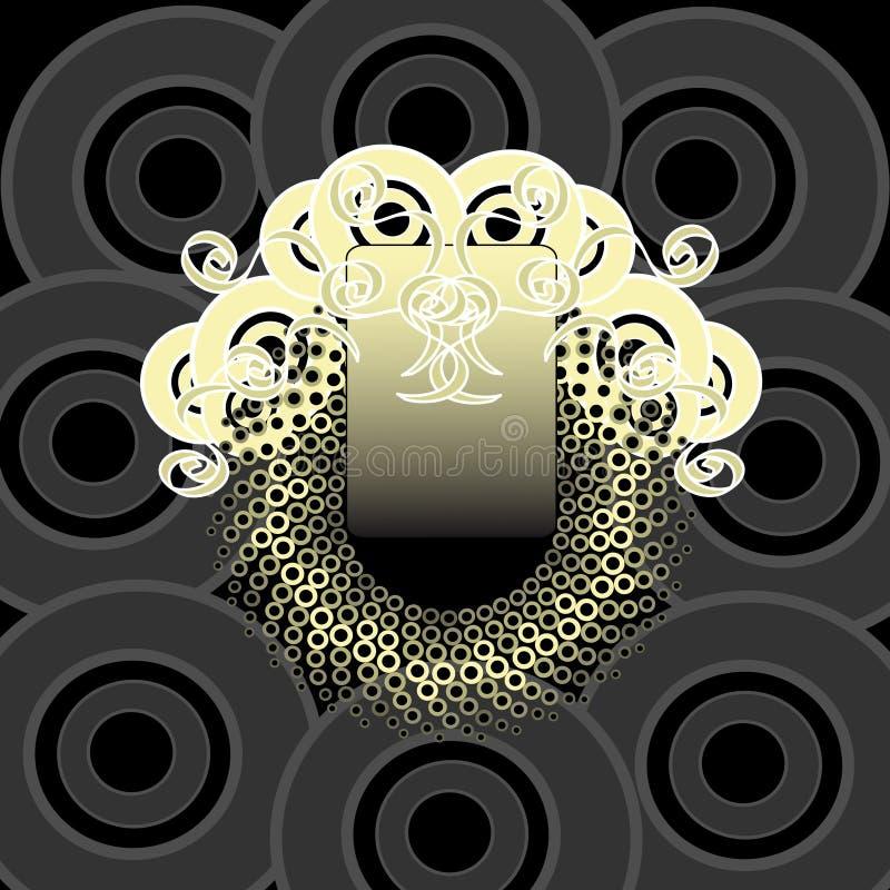 Diseño circular libre illustration