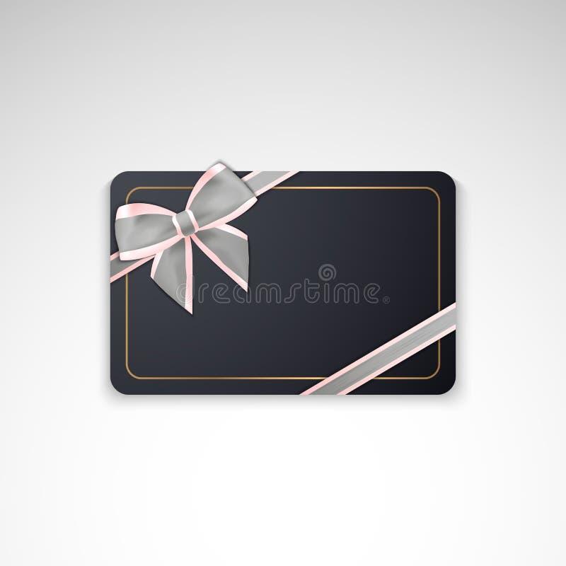 Diseño comercial de la plantilla de la tarjeta de presentación del negocio libre illustration