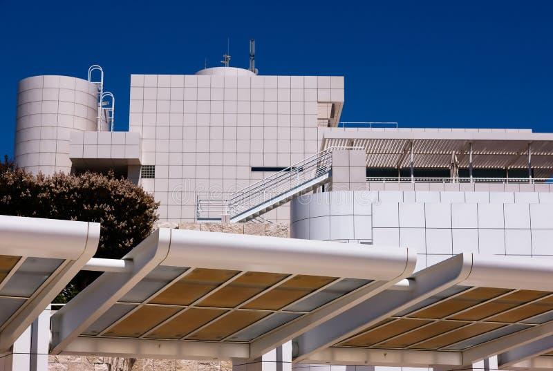 Diseño contemporáneo, museo de Getty, Los Ángeles imágenes de archivo libres de regalías