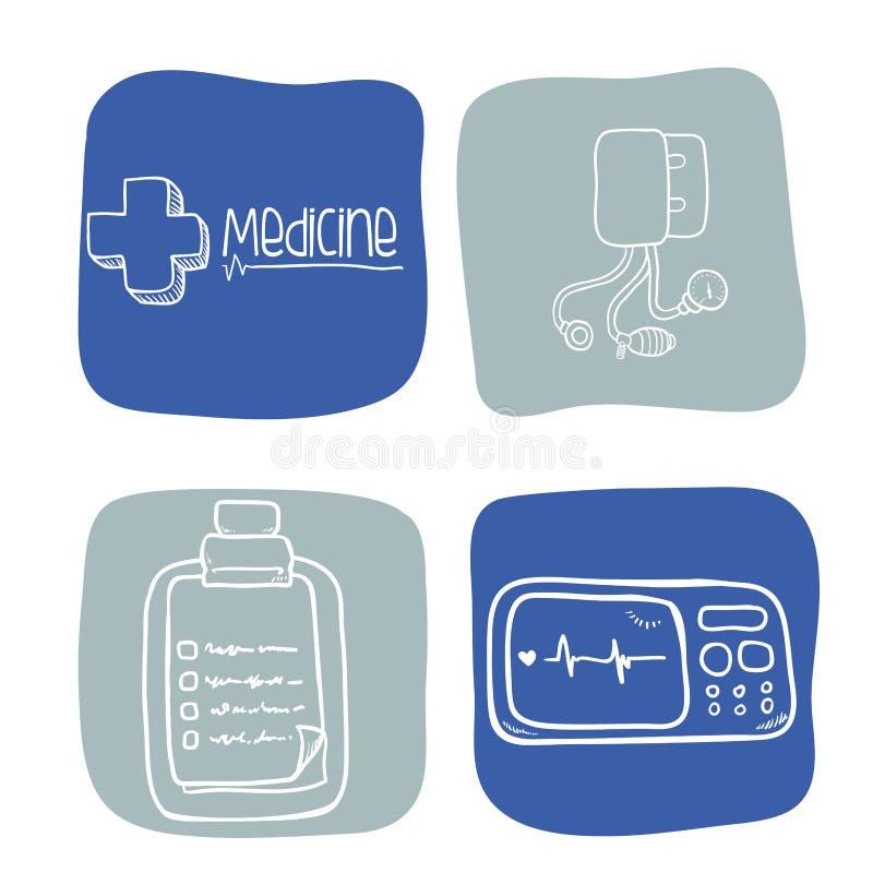 Download Diseño De La Asistencia Médica Ilustración del Vector - Ilustración de tratamiento, hospital: 64201219