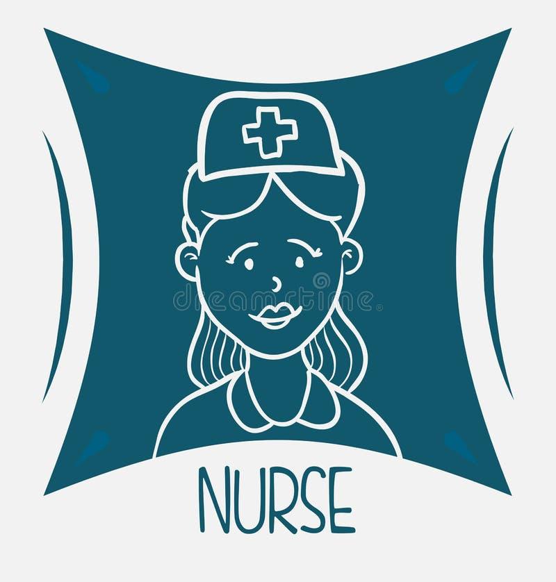 Download Diseño De La Asistencia Médica Ilustración del Vector - Ilustración de mujer, bioquímica: 64201339