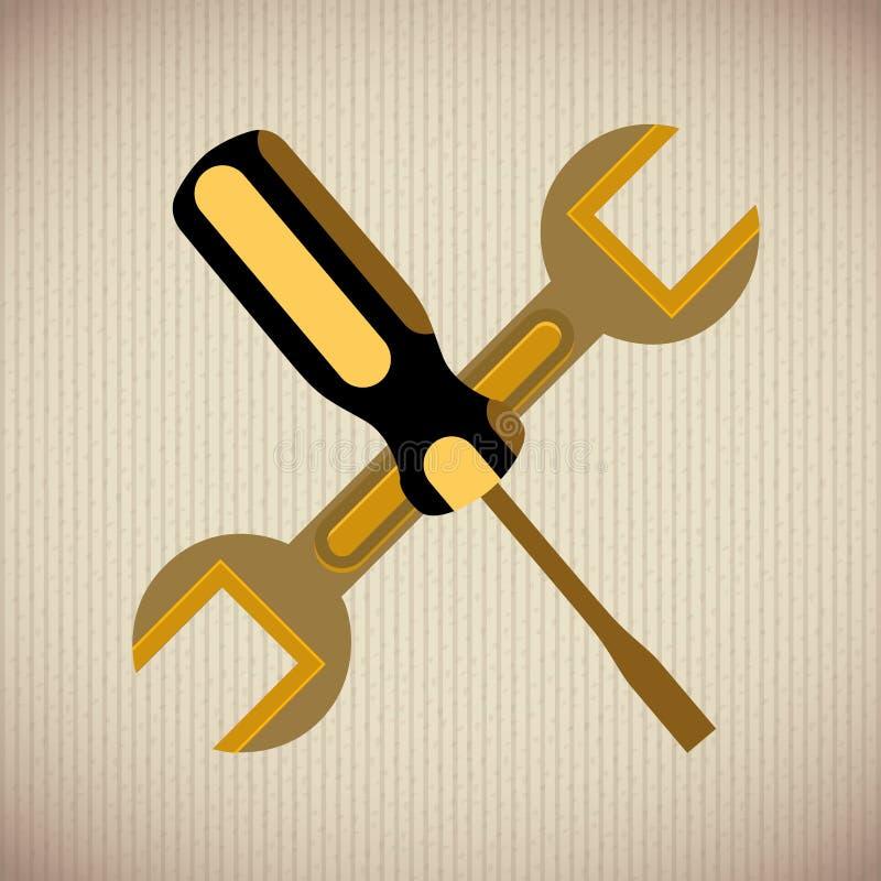 Download Diseño de la construcción ilustración del vector. Ilustración de concepto - 42427744