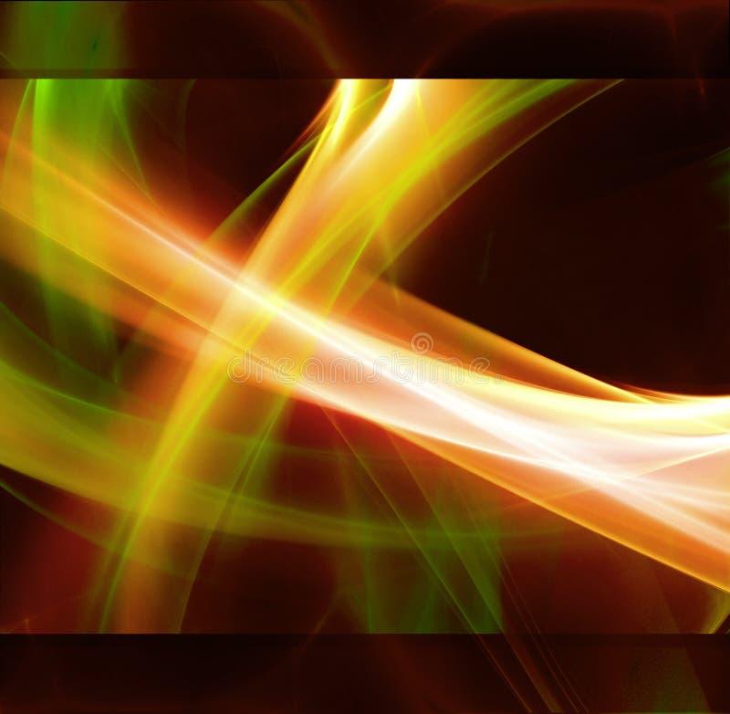 Diseño de la elegancia o elemento del arte ilustración del vector