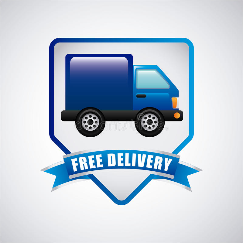 Download Diseño de la entrega stock de ilustración. Ilustración de comercial - 41912192