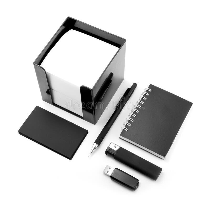 Diseño de la identidad, plantillas corporativas, estilo de la compañía, sistema de offi imagen de archivo libre de regalías