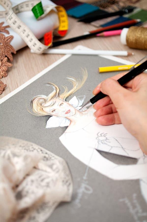Diseño de la manera imagen de archivo libre de regalías
