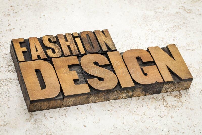 Diseño de la moda imagen de archivo libre de regalías