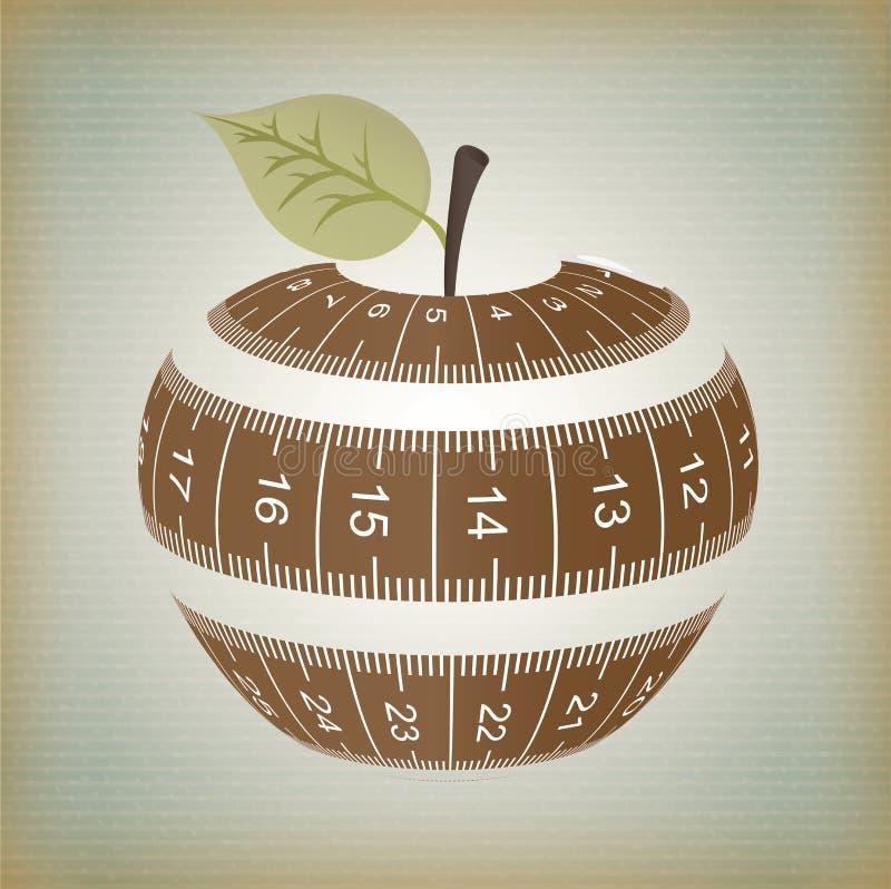 Download Diseño de las frutas ilustración del vector. Ilustración de alimento - 42427683