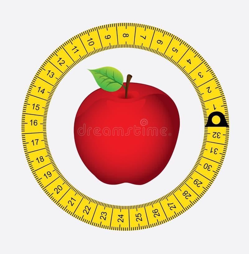 Download Diseño de las frutas ilustración del vector. Ilustración de nutritivo - 42427698